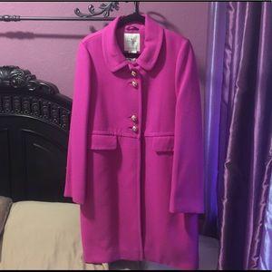 Kate Spade Coat Pink